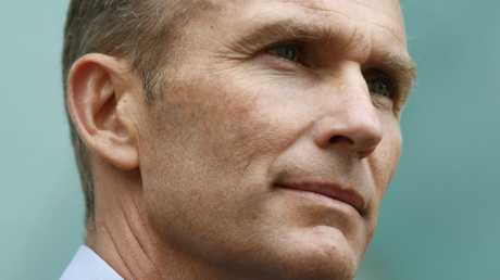 NSW Education Minister Rob Stokes says pupils should turn up to school tomorrow. Picture: David Swift.
