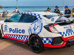Cop that: Unlikely police recruit