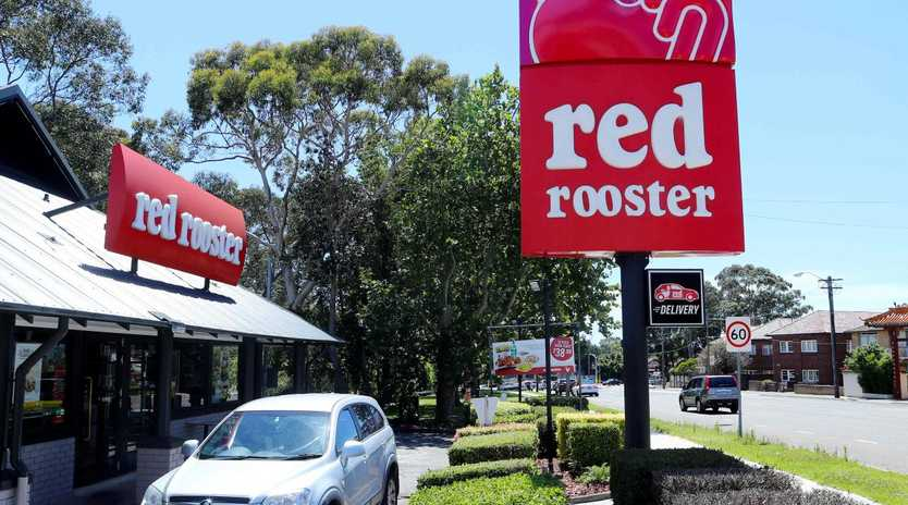 Red Rooster have introduced three chicken burgers after 45 years in business.