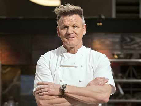 Gordon Ramsay has yet to respond to the criticism of his vegan dish.