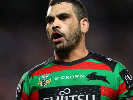 Greg Inglis won't be kept in cotton wool.