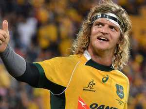 He's back: Honey Badger's World XV rugby return