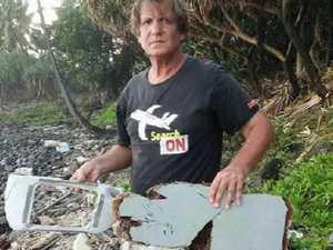 MH370 plane hunter's death threat hell