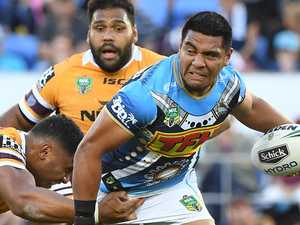 Titans rookie sets sights on Taumalolo