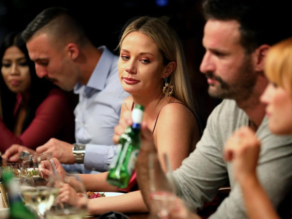 MAFS Australia is the only franchise to allow co-mingling between contestants. Picture: Channel 9
