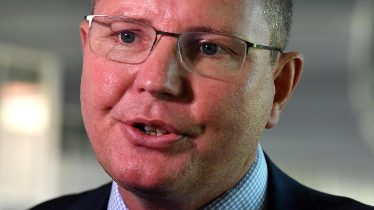 Liberal member for Reid Craig Laundy. Picture: AAP/Mick Tsikas