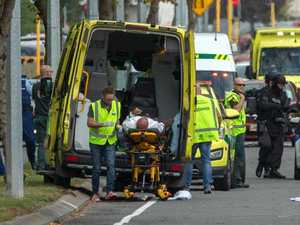 Three in custody after Christchurch terror attack