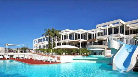 Hotels in Bunbury and Coffs Harbour.