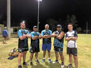Biloela Panthers look to a strong start for the season