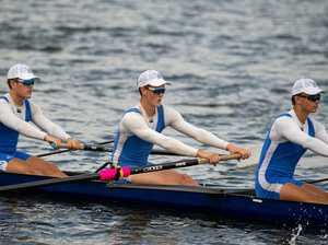 Rocky rower aiming for coveted GPS title