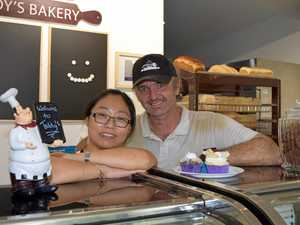 Barking mad baker's shop a tribute to his best friend