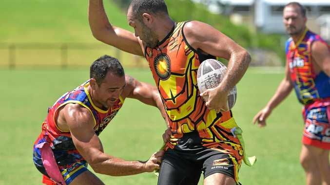 QUICK: More than 2300 players will contest the Queensland Senior State Cup at Sunshine Coast Stadium from Friday to Sunday.