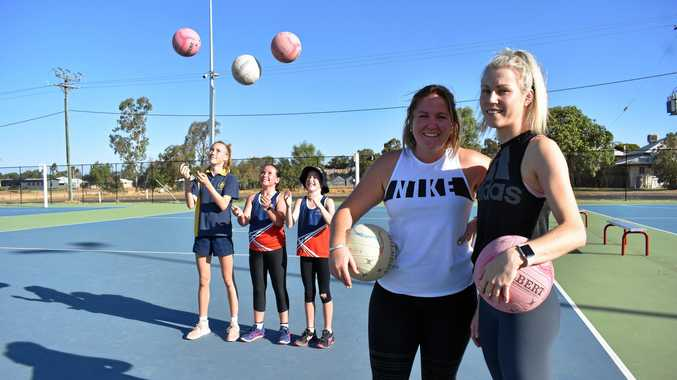 Maranoa Netball Association's plea for more mixed teams