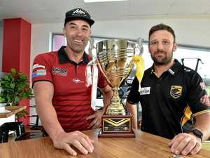 Falcons chase a maiden James Ackerman Cup victory