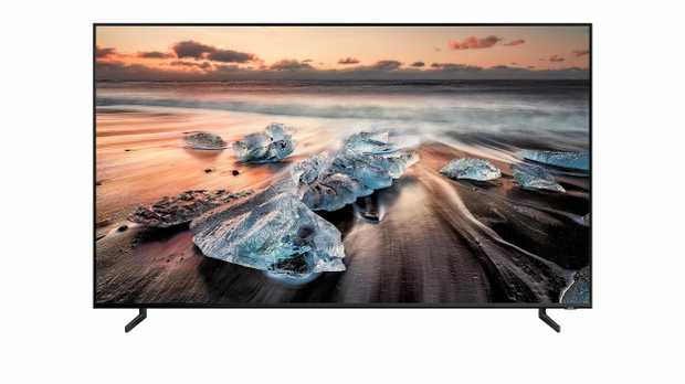 8K: Samsung is taking pre-orders for its new TVs.