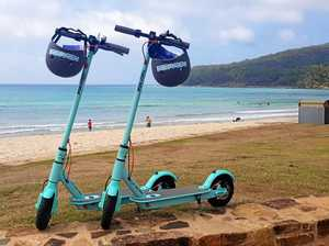Brakes applied to Noosa eScooter trial