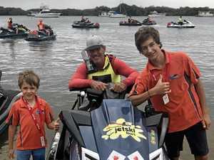 Jet ski fanatics to make waves up Qld coast