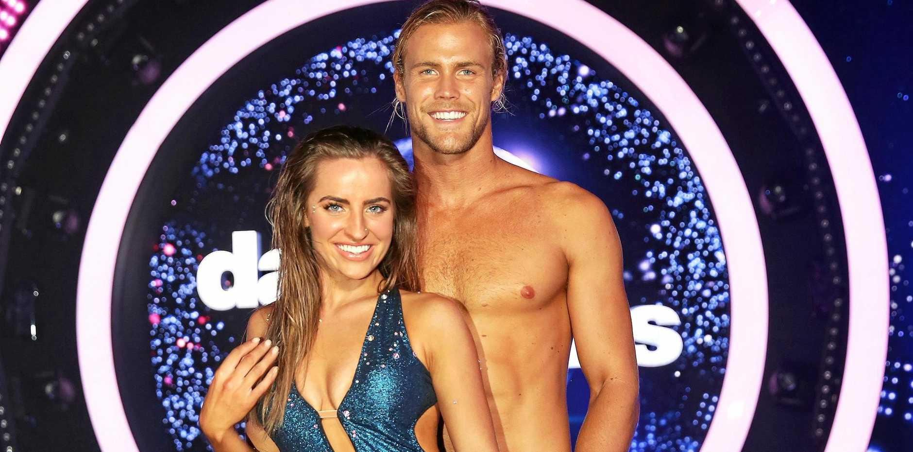 Jett Kenny has finally found his feet on Dancing With The Stars, thanks to his dance partner Lily Cornish.