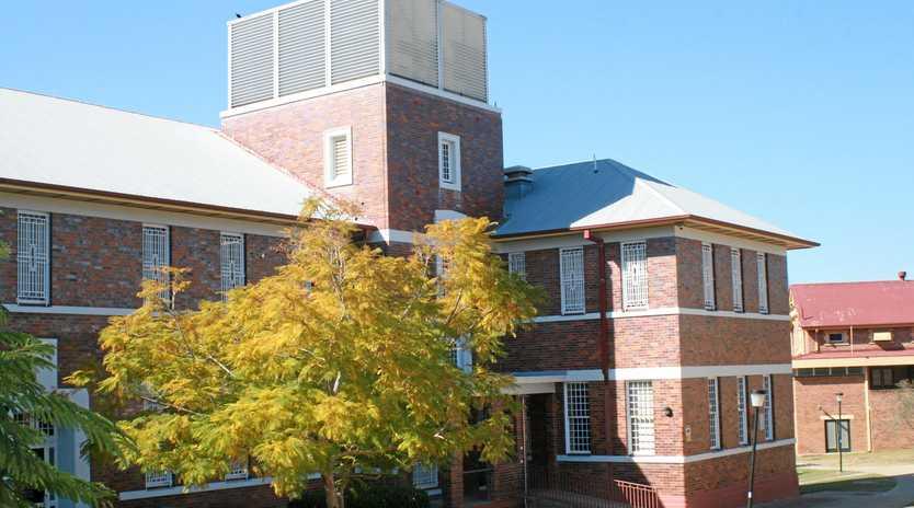 A violent prisoner bashed a nurse who was on duty at The Park Centre for Mental Health.