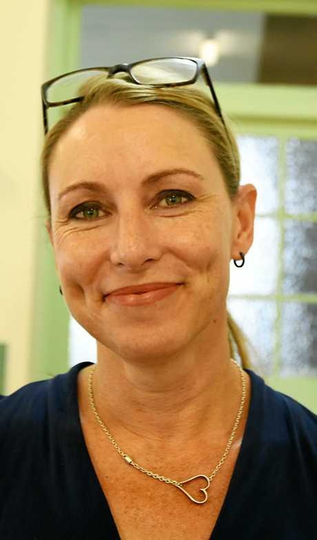 Little Haven Palliative Care president Brandy Murley