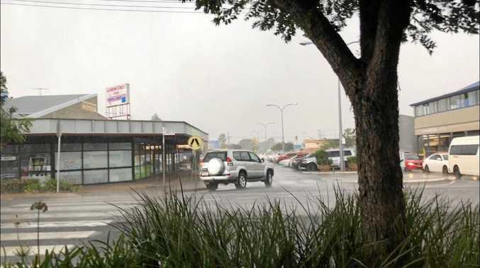 STORMY DAY: The South Burnett is finally getting some rainfall