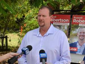 Robertson rebukes LNP declaration of a Labor 'war on coal'