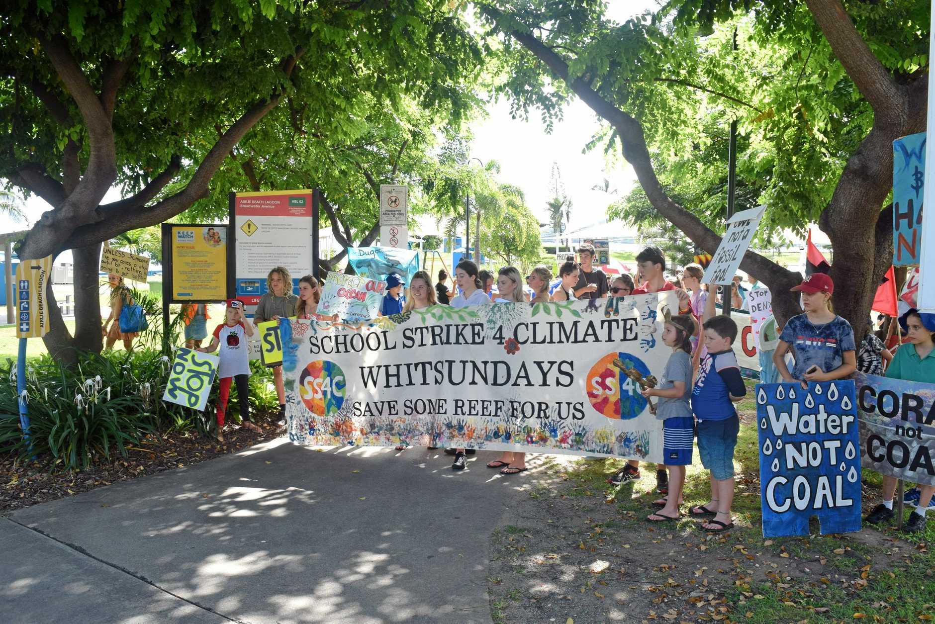 Whitsunday School Strikes