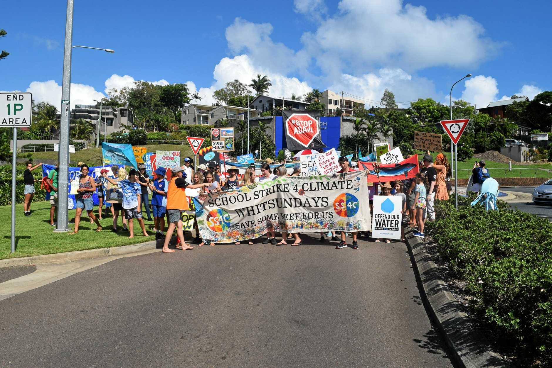 Whitsunday School Strikes.