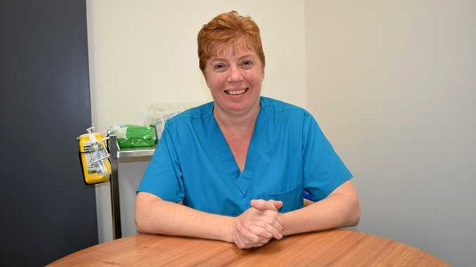 BIG HOSPICE PLANS: Secretary of the Fraser Coast Hospice Association Jasine Leslie has welcomed the announcement of a new hospice  as a major boost for the struggling palliative care sector.