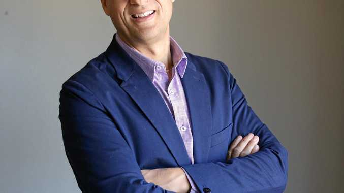 Property expert Andrew Winter will share downsizing secrets at Caboolture expo.