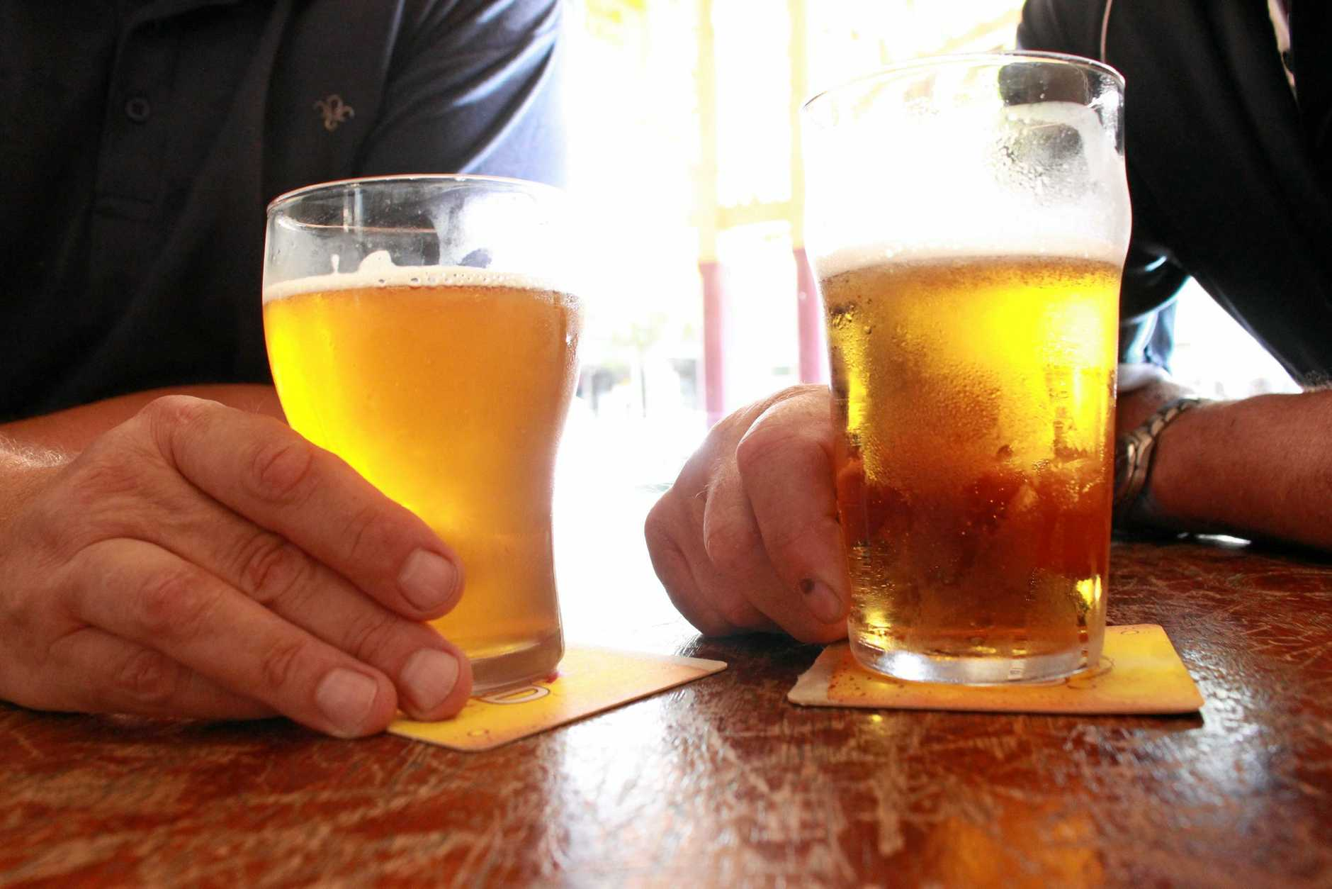 According to a national health organisation report, rural regions have more than double the impact of drug and alcohol compared to those in city areas.