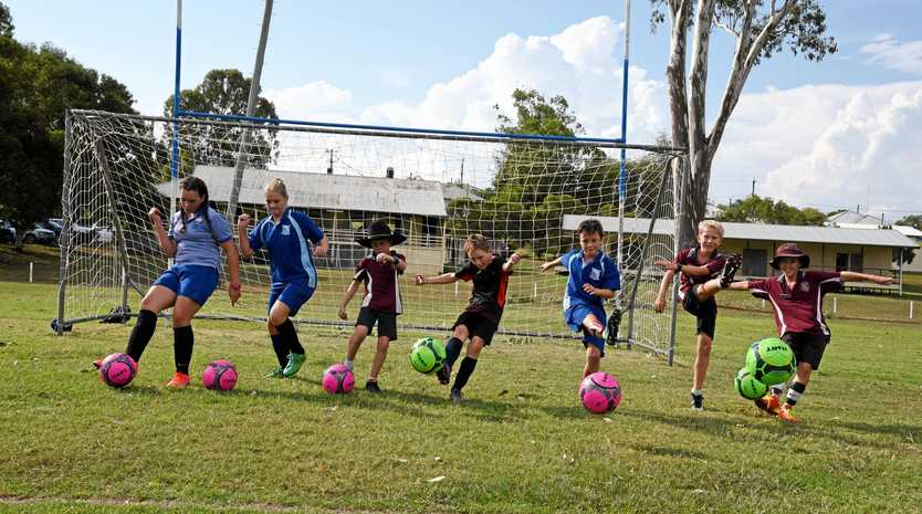 KICK OFF: Monto Soccer Club is looking for players for its upcoming season.