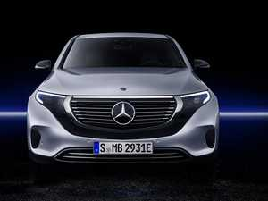 Buyers lining up for Mercedes-Benz's new EQC electric SUV
