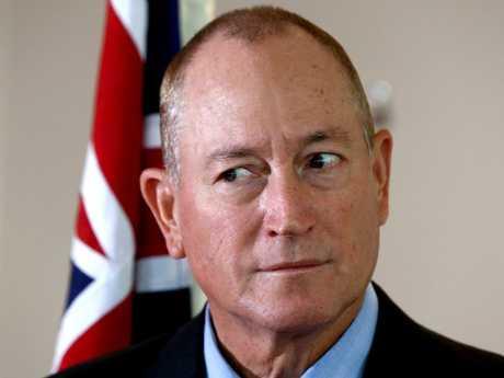 Queensland Senator Fraser Anning. Picture: David Clark