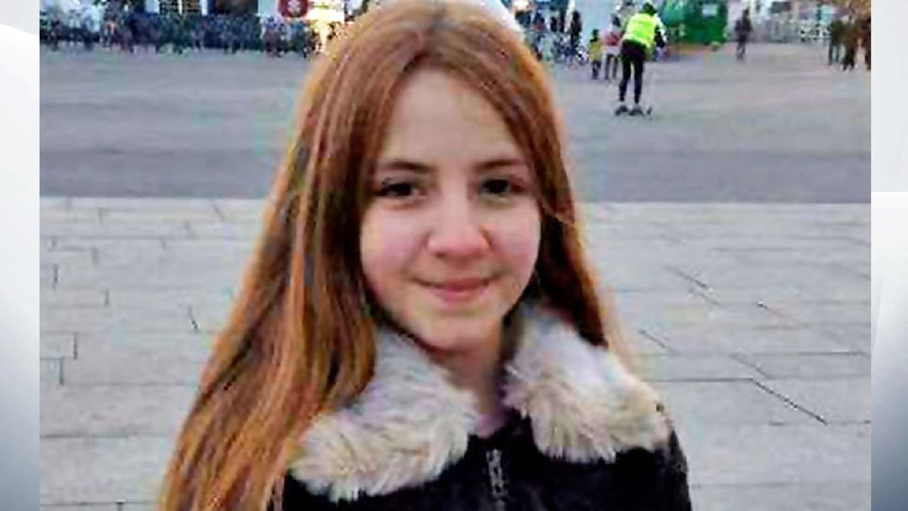 Ebba Akerlund, 11, was killed in a truck attack in Stockholm in 2017.