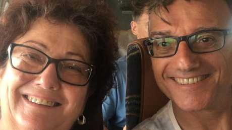 Gayle Gibson was one of two women who died. Her husband Tony Giorgio was also in the car. Picture: Facebook