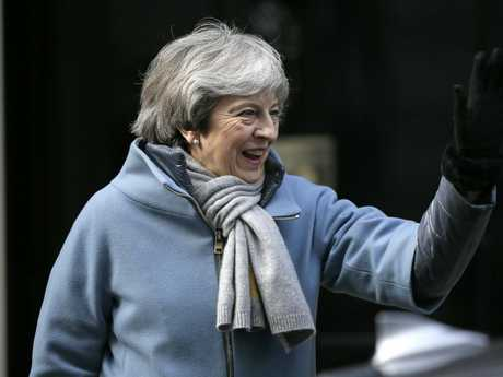 A second referendum on Brexit has been rejected by MPs. Picture: AP
