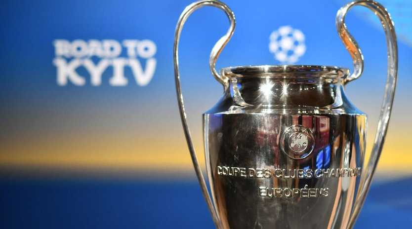 Champions League quarter-final draw is fixed claim fans after it's 'leaked' online
