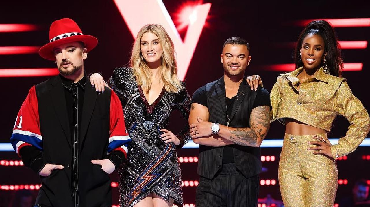The Voice coaches for 2019.