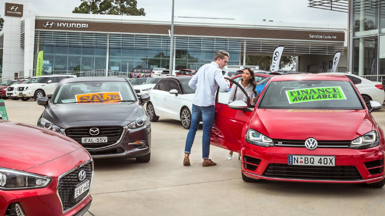 Buying a used car can be easy if you follow some simple steps. Taken by Thomas Wielecki.