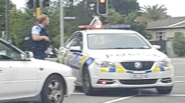Police are on alert in Christchurch following the mosque massacres.