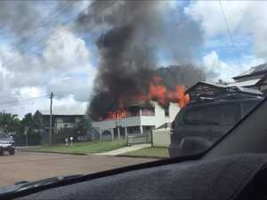 House fire in Maryborough