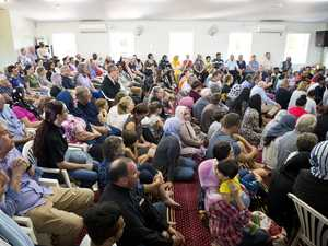 Toowoomba unites in wake of terror