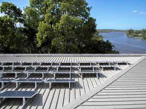 Solars caps off roof renewal for Noosa Council