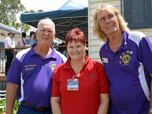 Q and A: Five minutes with a Lions Club president