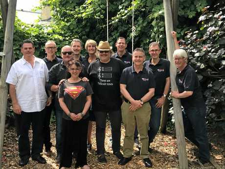 ALL STARS: Don't miss the APA All Stars at the Seafood, Soul and Blues at the Whitsunday Sailing Club.