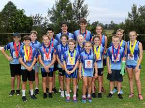 FUTURE STARS: 17 Gympie athletes go to Townsville for states
