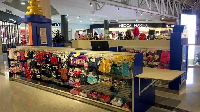 FILE PHOTO: Build-A-Bear at Kawana Shopping World will close.