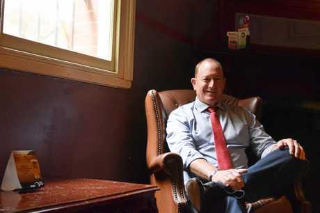 Senator Fraser Anning has earned widespread criticism over his anti-Muslim rhetoric.