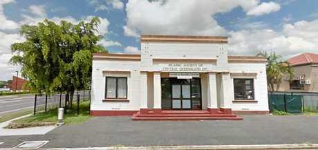 Rockhampton's Mosque on Kent St.